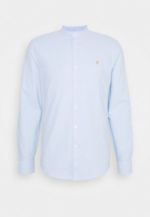 BREWER - Camisa - sky blue