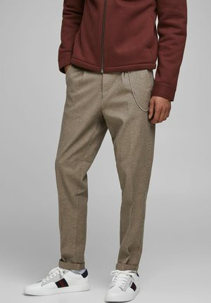 ACE MILTON - Trousers - brown stone