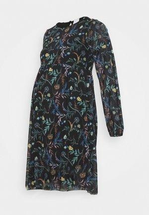 MLFATO DRESS - Jersey dress - black