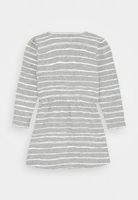 Name it - NMFMINNIE KIRI DRESS - Robe en jersey - grey melange - 1