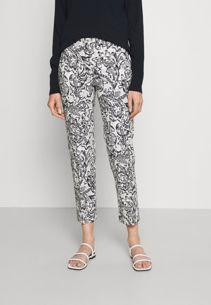 ESULE - Trousers - ivory