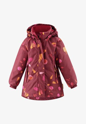 TOKI - Outdoor jacket - lingonberry red