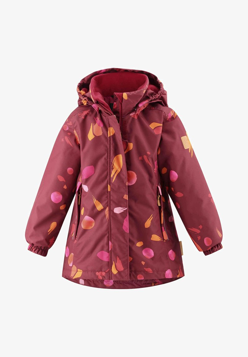 Reima - TOKI - Outdoor jacket - lingonberry red