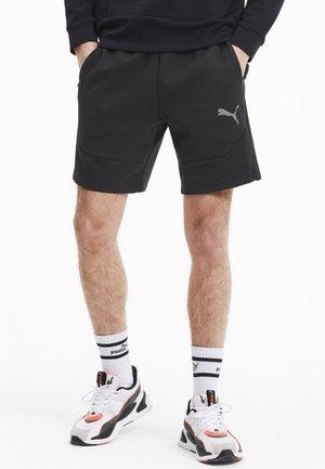 EVOSTRIPE SHORTS - Sports shorts - black