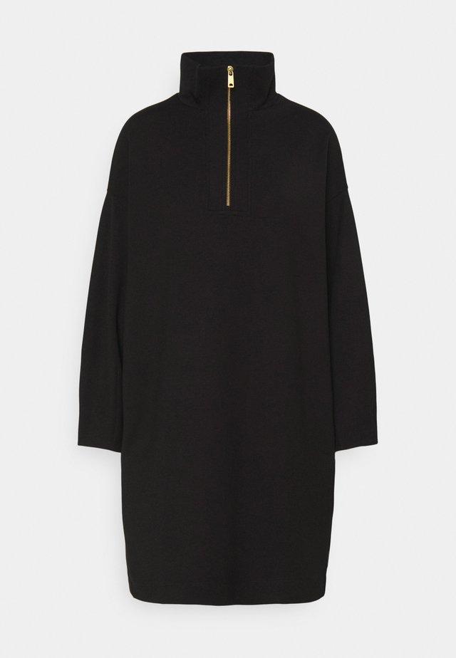OVERSIZED DRESS - Sukienka letnia - black