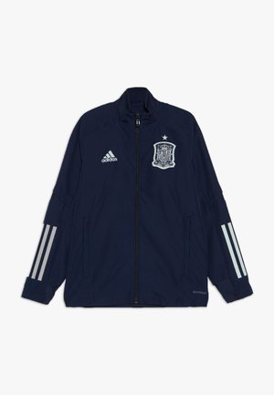 SPAIN FEF PRESENTATION JACKET - National team wear - collegiate navy