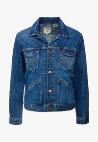 Kurtka jeansowa - blue denim