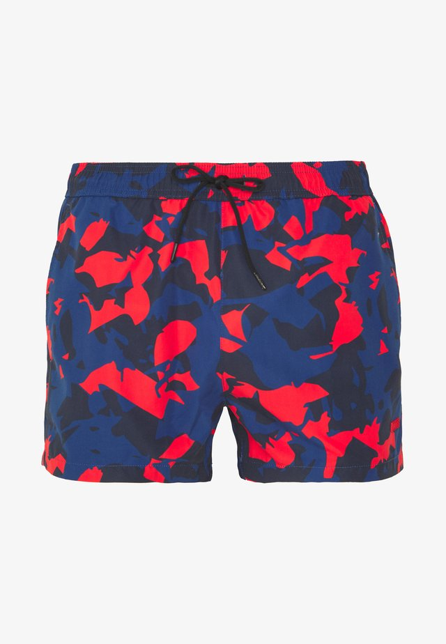 TAMARAMA - Badeshorts - open red