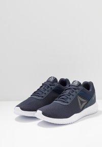 Reebok - FLEXAGON ENERGY PERFORMANCE SHOES - Sports shoes - heritage navy/collegiate navy/white - 2