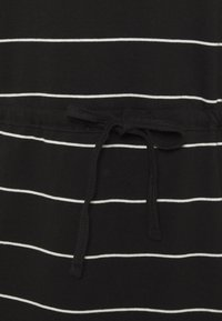 ONLY Tall - ONLMAY LIFE DRESS 2 PACK - Jerseykjole - black/thin stripe/black solid - 3