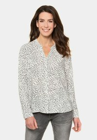 GINA LAURA - Button-down blouse - offwhite - 0