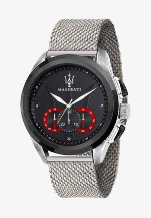 TRAGUARDO - Chronograph watch - silver