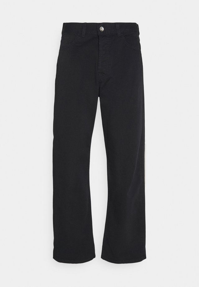 PAPA  - Relaxed fit jeans - black
