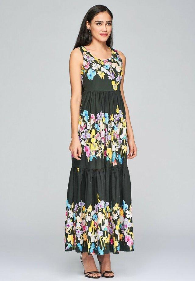 Maxi dress - negr