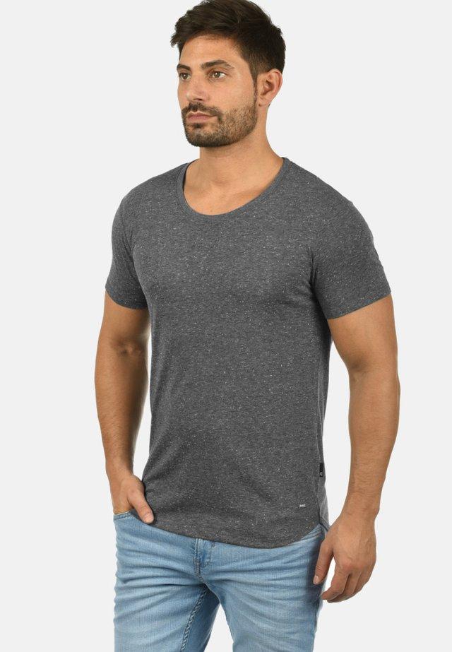 THIAS - Basic T-shirt - black