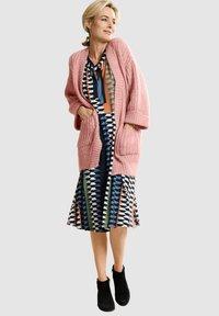 Dress In - Cardigan - rosé - 1