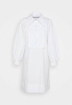Robe chemise - white