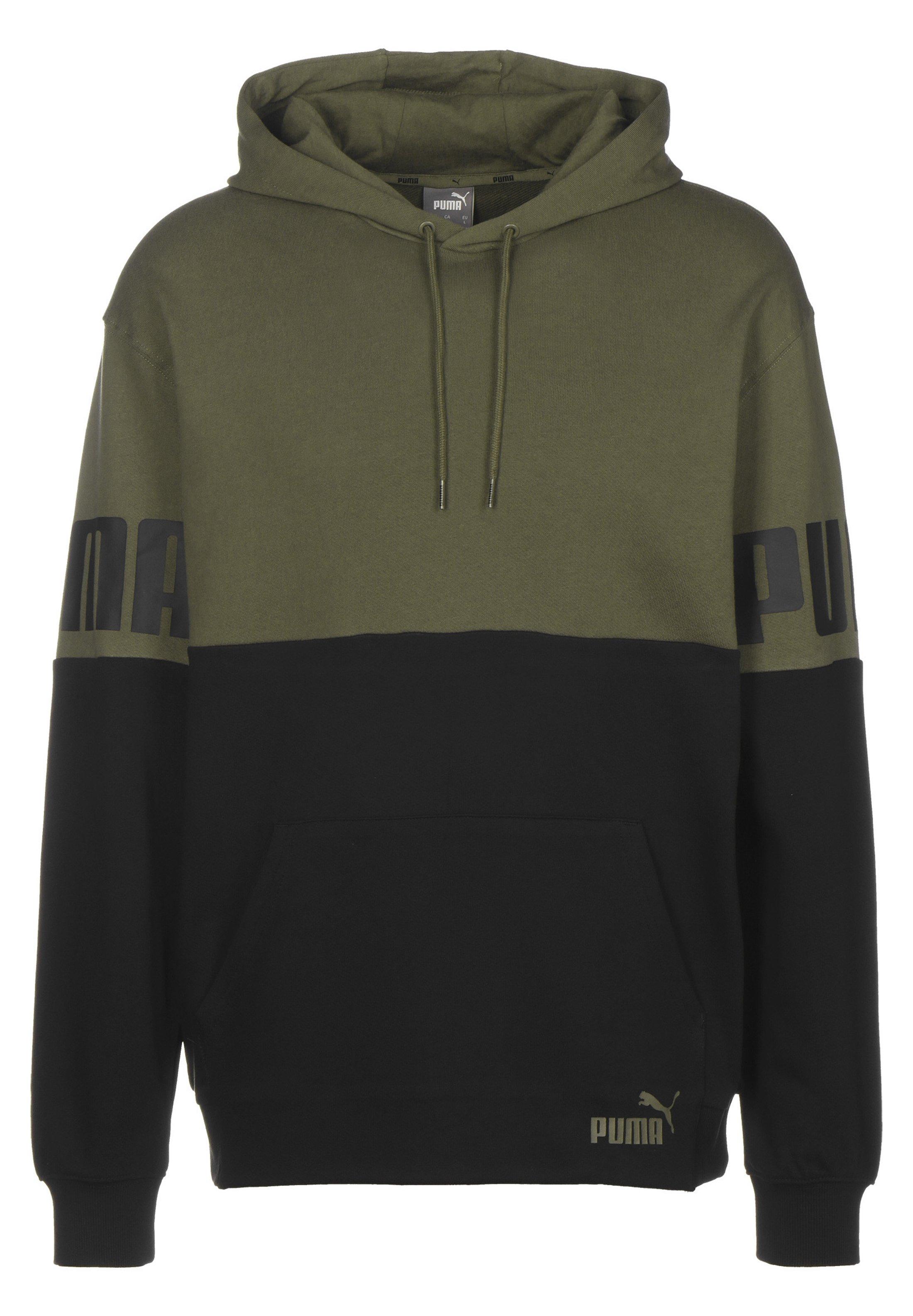 Herren POWER COLORBLOCK HOODIE - Sweatshirt
