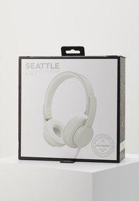 Urbanista - SEATTLE - Koptelefoon - fluffy white - 4