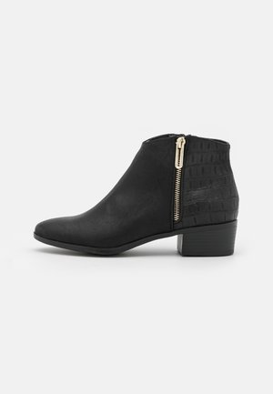 VEGAN GWEYNETH - Korte laarzen - black