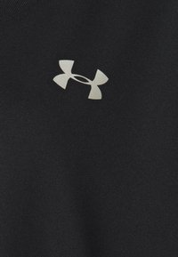 Under Armour - TECH SOLID - Camiseta básica - black - 2