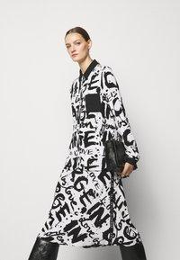 Diane von Furstenberg - MAE - A-line skirt - mantras ivory - 4