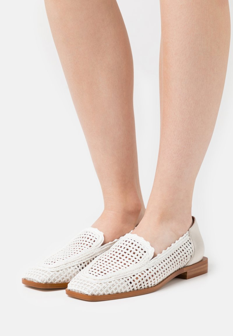 ÁNGEL ALARCÓN - Slippers - skin