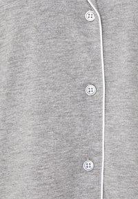 LASCANA - NIGHTGOWN - Noční košile - grey melange - 2