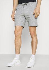 GANT - ORIGINAL - Shorts - grey melange - 0