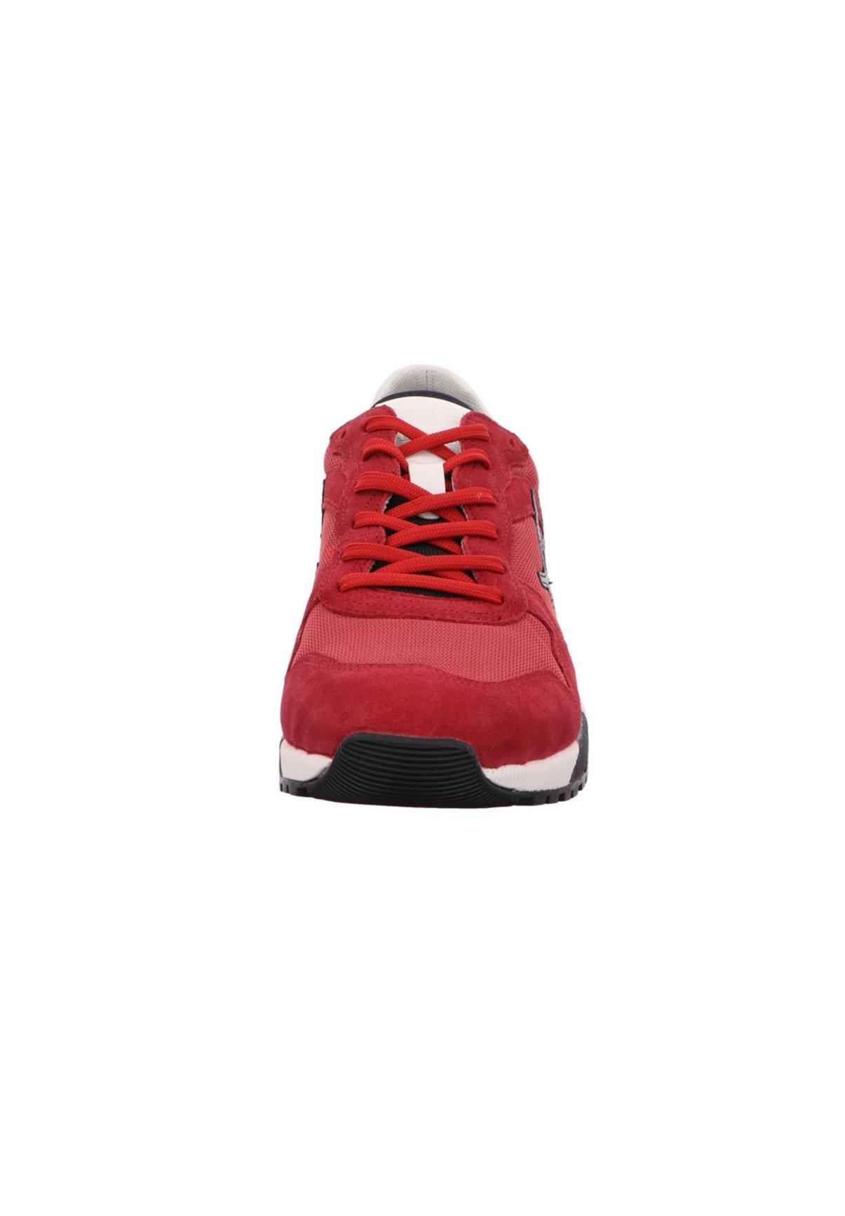 Mephisto Sneaker low - rot - Herrenschuhe Rvc1m