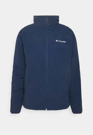 TANDEM TRAIL JACKET - Outdoorová bunda - collegiate navy