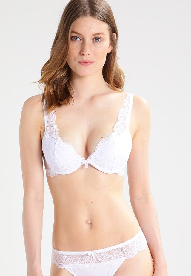 ORNAMENTAL - Push-up bra - weiß