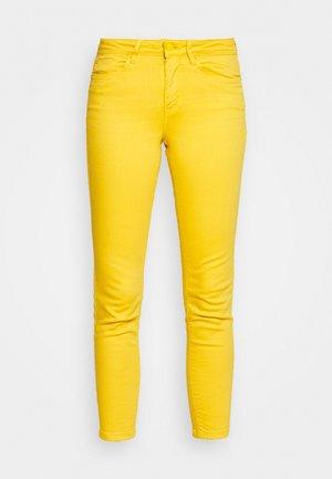 Jean slim - yellow/off-white