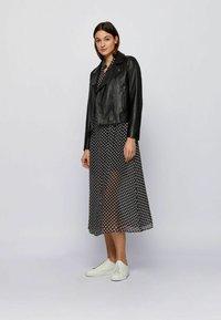 BOSS - Shirt dress - black - 1