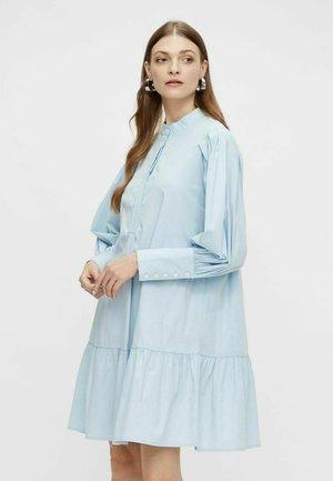 YASMIGGER - Abito a camicia - cashmere blue