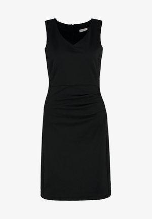 SARA DRESS - Robe fourreau - black deep