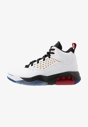 MAXIN 200 - Scarpe da basket - white/dark sulfur/black/deep royal blue/gym red