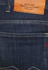 Replay - JONDRILL AGED - Slim fit jeans - dark blue - 5