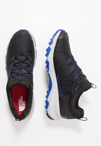 The North Face - MEN'S ULTRA FASTPACK III FUTURELIGHT - Hiking shoes - black/blue - 1