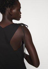 Proenza Schouler - SLEEVELESS DRESS - Sukienka letnia - black - 5