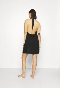 Calvin Klein Swimwear - ONE DRESS - Beach accessory - black - 2