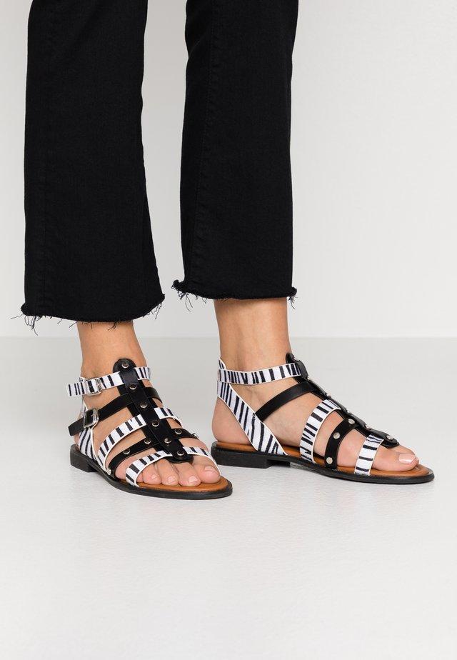 Sandały - noir