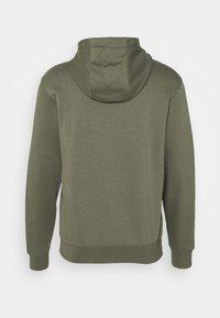 Nike Sportswear - CLUB HOODIE - Zip-up hoodie - twilight marsh - 1