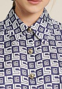 Luisa Spagnoli - PINEROLO - Košilové šaty - var blu - 2