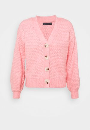BRAMBLE CARDI - Cardigan - pink