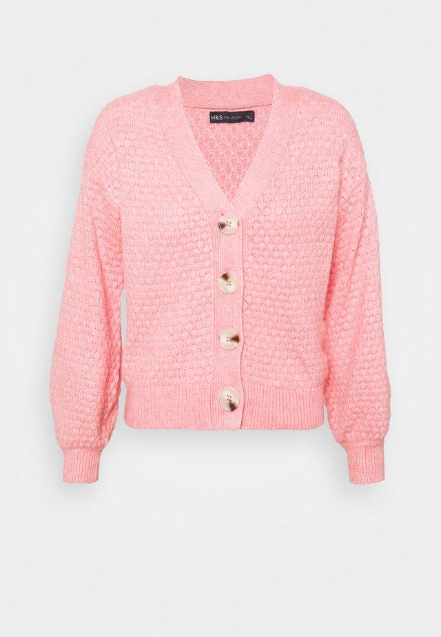 BRAMBLE CARDI - Vest - pink