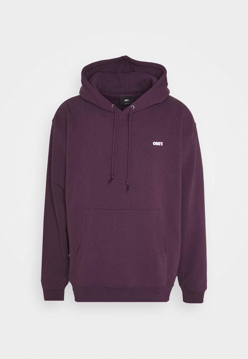 Obey Clothing - RESISTANCE - Sweatshirt - blackberry wine