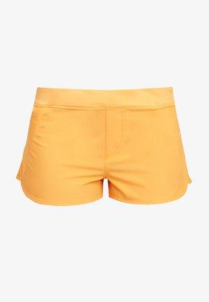 BIDART BOARD - Swimming shorts - blazing orange