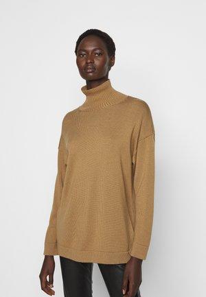 LANCIA - Pullover - kamel