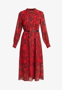 comma - Robe d'été - red - 4